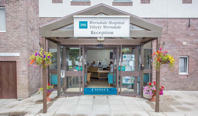 BMI Werndale Hospital